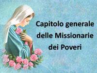 2016 - Capitolo Missionarie dei Poveri