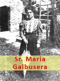 Sr. Maria Galbusera
